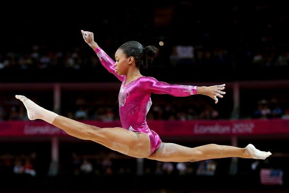 gymnastics with gabrielle douglas