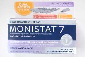 MONISTAT 7 Dual Action System 7 Day Treatment