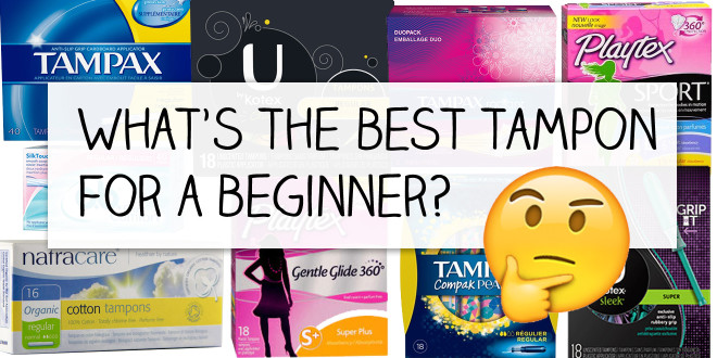 Period Mail: What's the best tampon for a beginner?