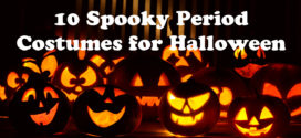 10 Spooky Period Costumes for Halloween