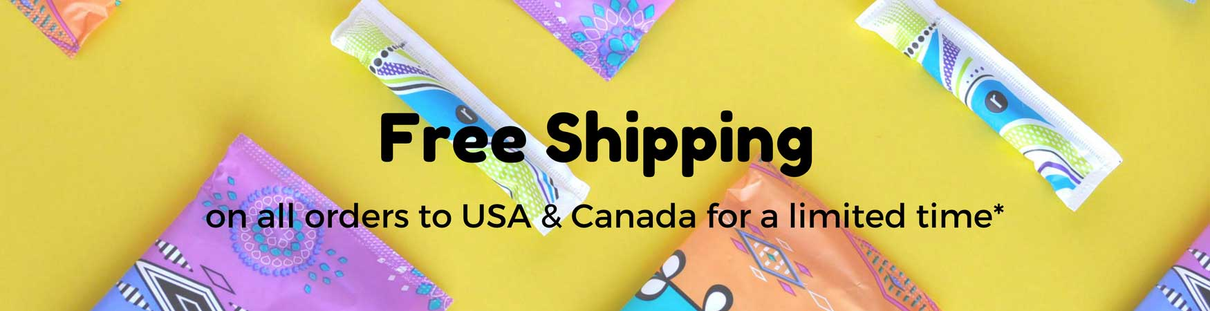 free shipping to usa and canada