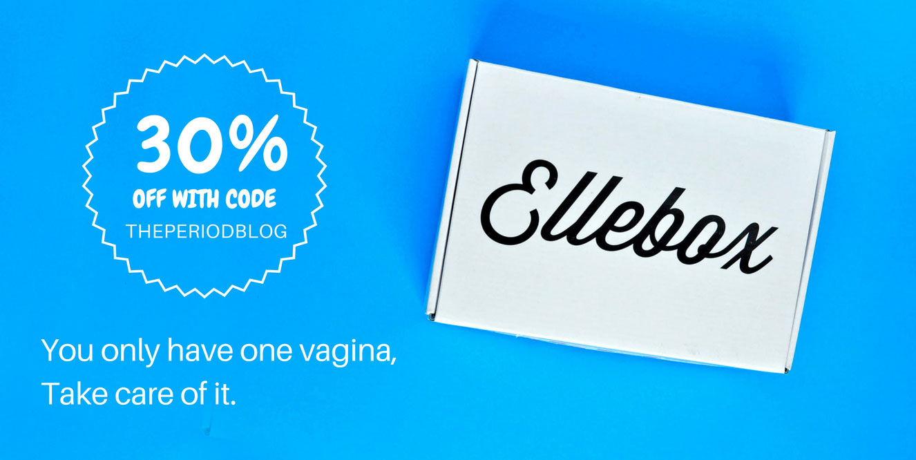 Ellebox Coupon Code THEPERIODBLOG
