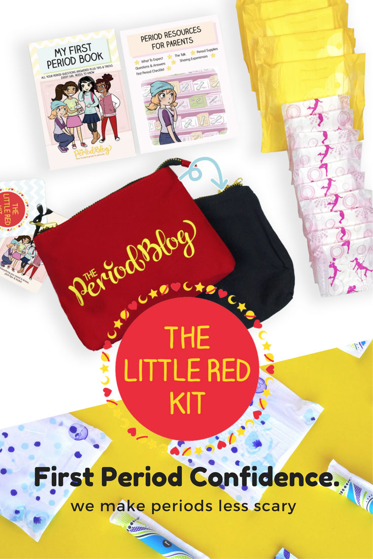 the little red kit