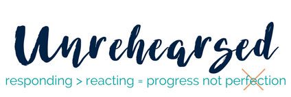 Be UnRehearsed Logo